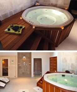 espace spa d tente privatis hammam sauna et bain bulles bons cadeaux spa envie d. Black Bedroom Furniture Sets. Home Design Ideas